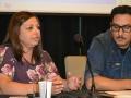 Darío Rey Pineda y Rosana Padoan