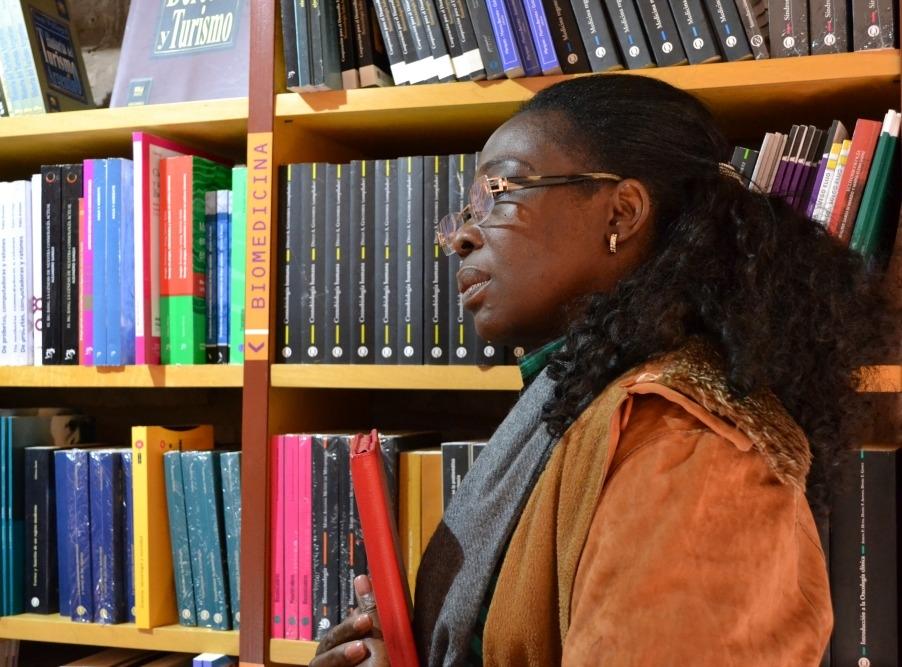 Marcela Manuel en Nota al pie