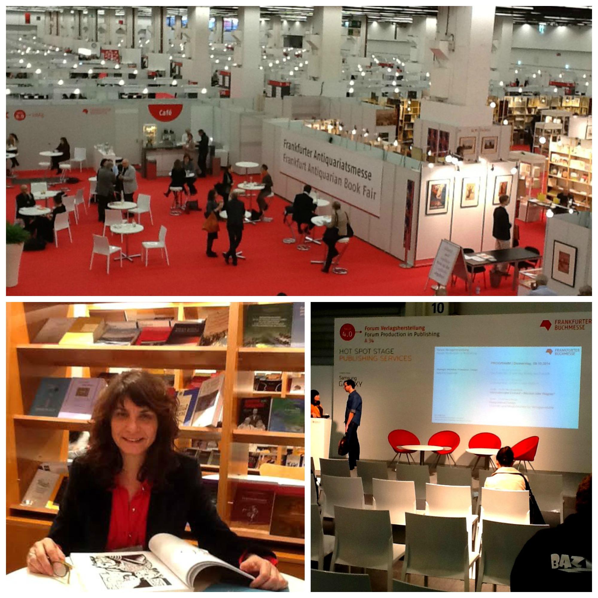 Feria del Libro de Frankfurt 2014