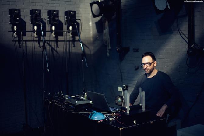Nicolás Varchausky, director de la serie Arte sonoro
