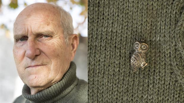 Pablo Capanna, autor de Natura. Las derivas históricas