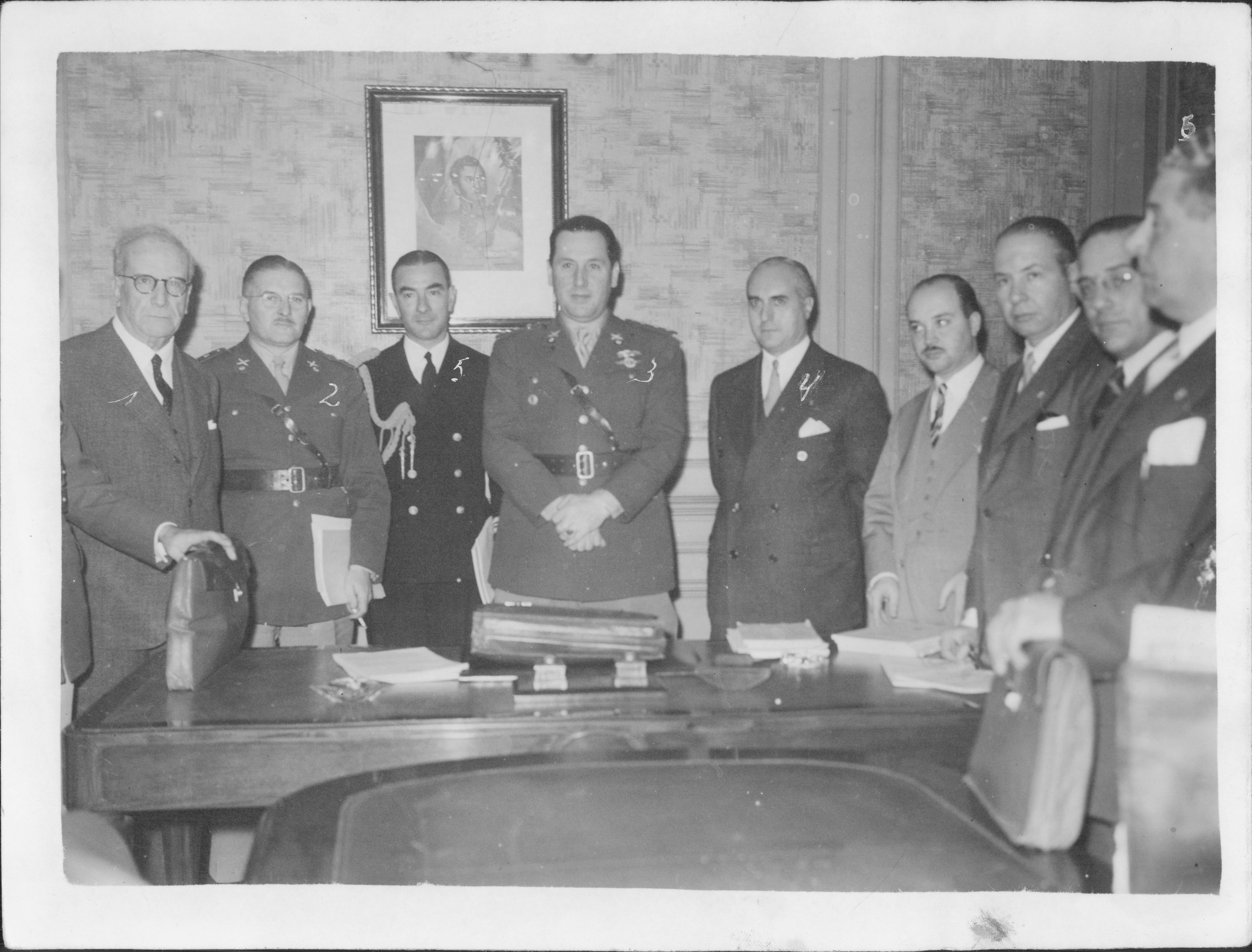 Planificar la argentina justa, libre y soberana. El Consejo Nacional de Posguerra (1944-1946), de Gustavo J. de la Vega